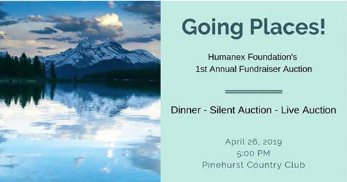 Going Places! 1st Annual Fundraiser Auction
